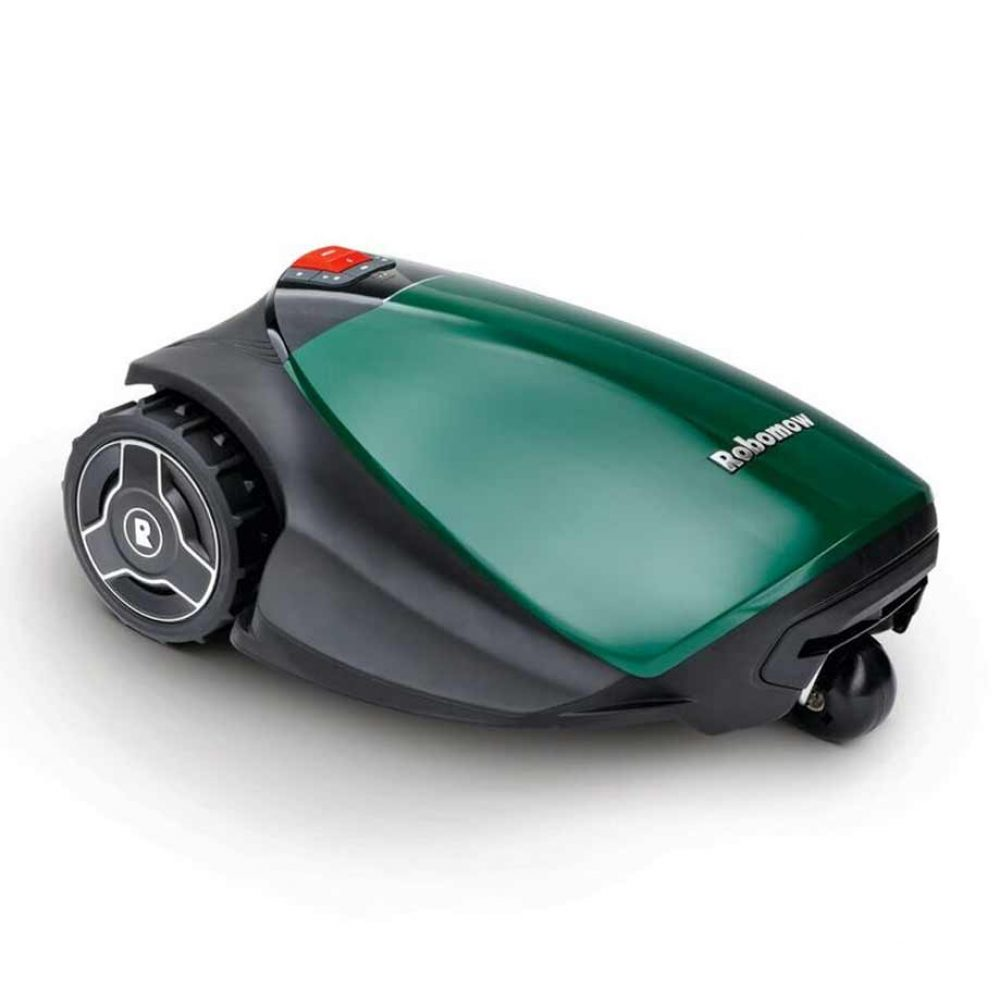 Robomox RC Series Cornwall Lawn Care automatic robot lawnmower