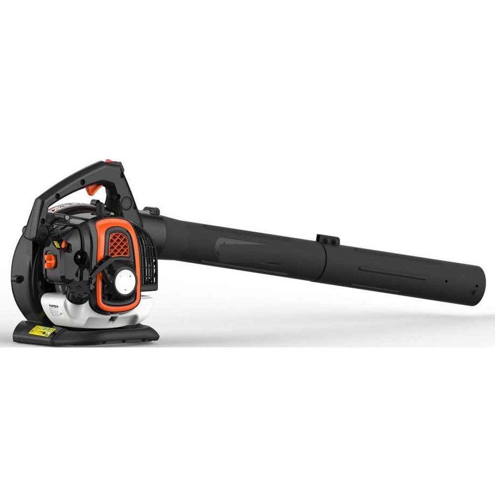 Leaf blower from Cornwall Lawn Care