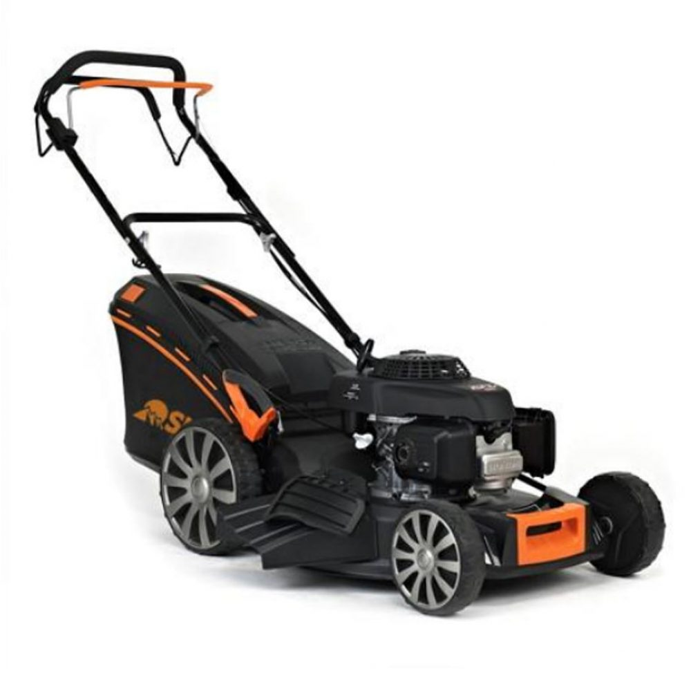 Honda 4-in-1 petrol lawn mower from Cornwall Lawn care
