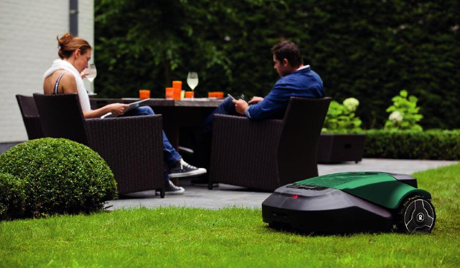 Automatic robotic lawn mower Robomow Cornwall